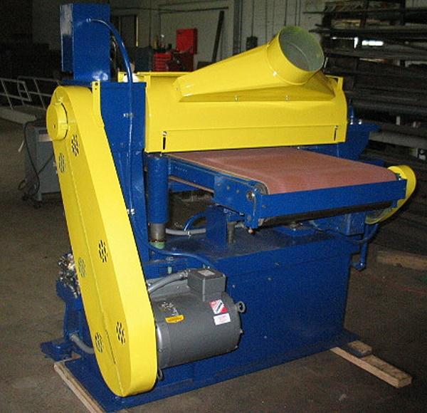 buffing machine parts